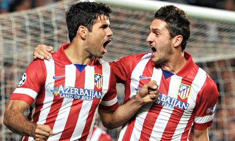 Azerbaijan's sponsorship of Atletico Madrid